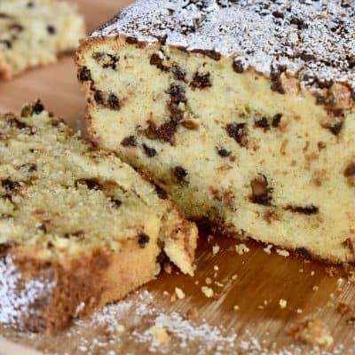 Cannoli Pound Cake | Ricotta Cake