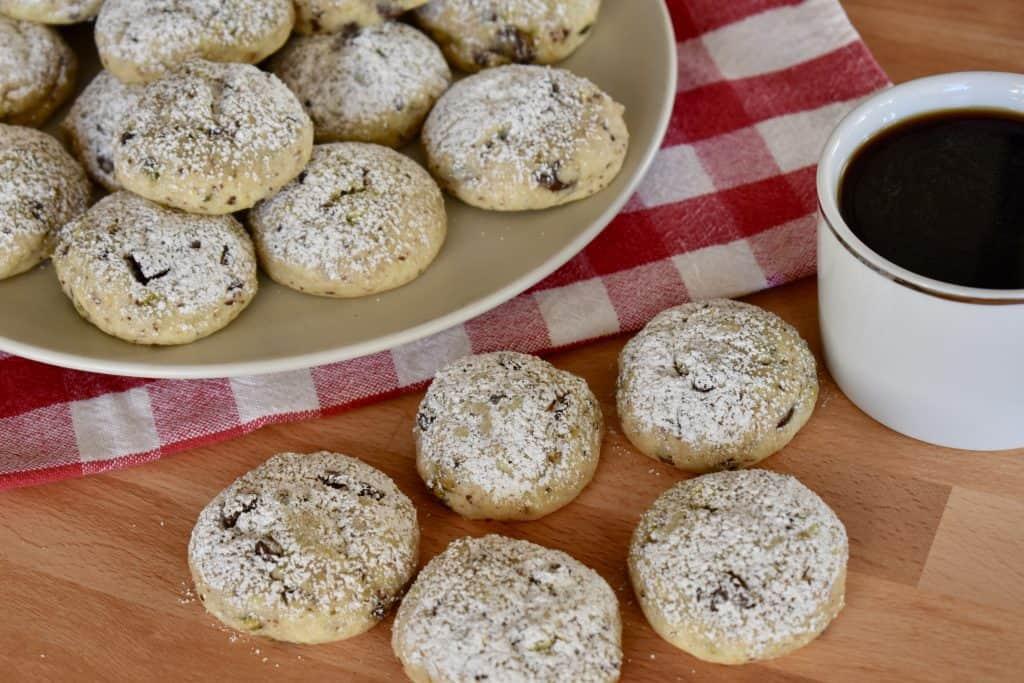 Cannoli Cookies.