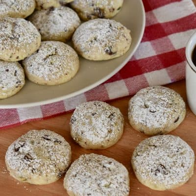 Cannoli Cookies | Italian Ricotta Cannoli Cookie