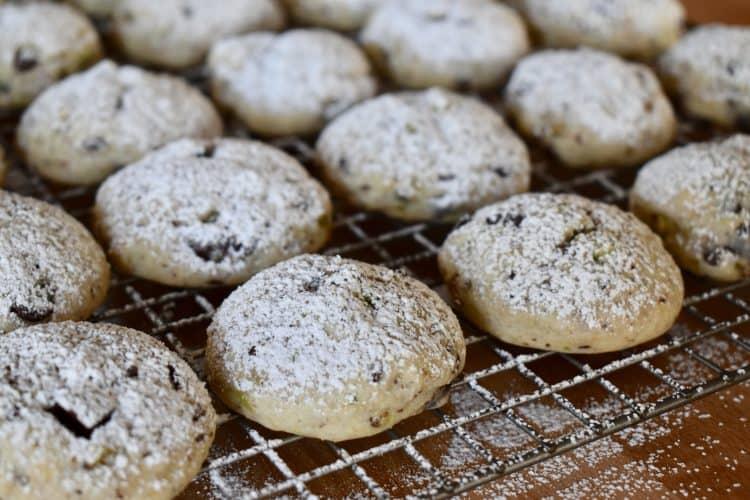 Cannoli Cookies | Italian Ricotta Cannoli Cookie