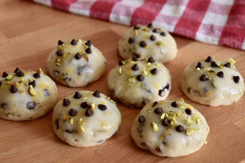 Cannoli Cookies