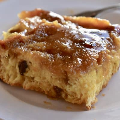 Panettone French Toast Casserole | Brown Sugar