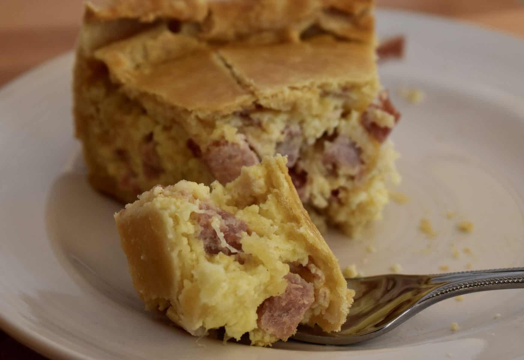 Italian Easter Pie.
