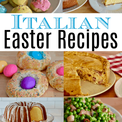 Italian Easter Recipes | 20 BEST Italian Easter Foods