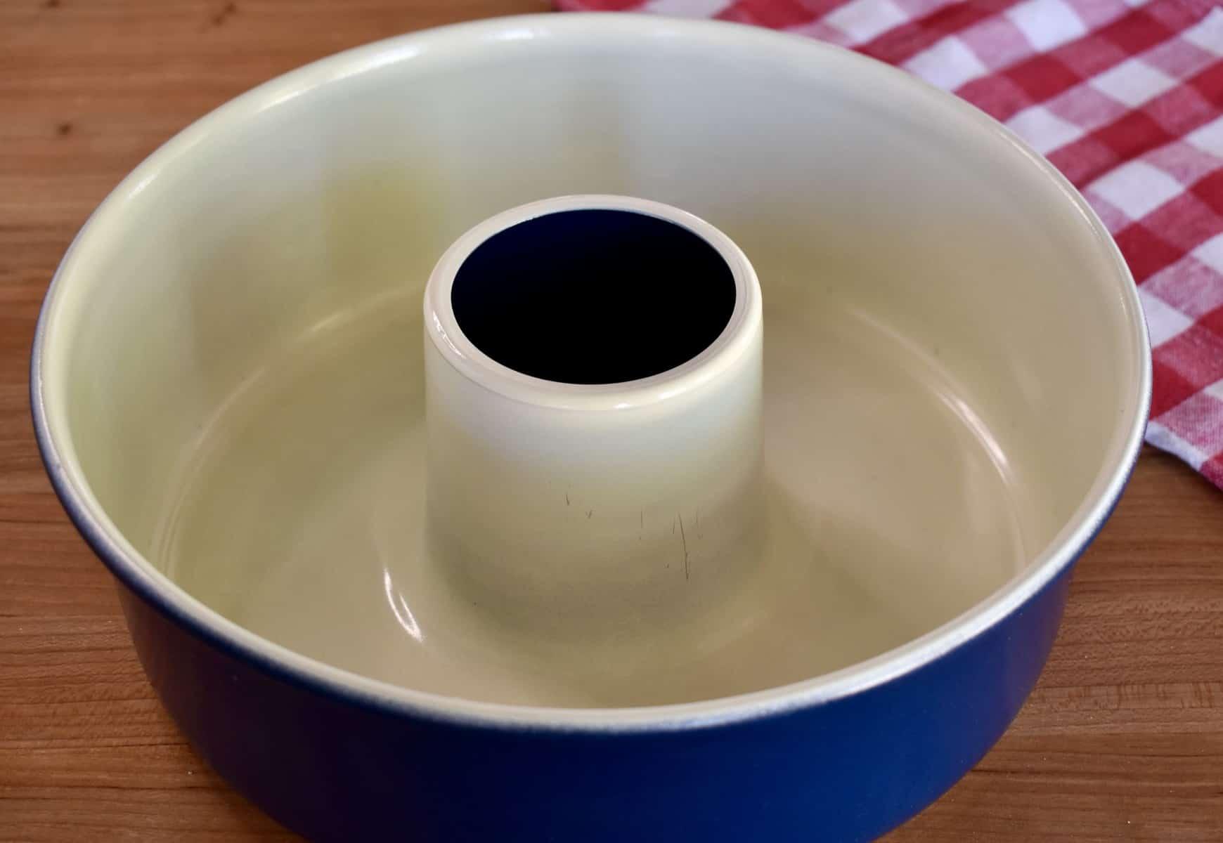 Nordic Ware tube cake pan.